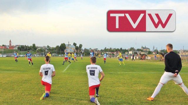 Mecz piłki nożnej KS Warka vs Mazowsze Grójec 2:2 – 9 maja 2018