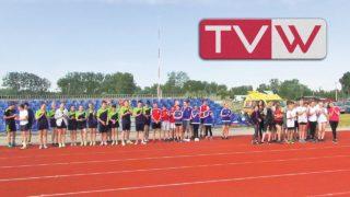Powiatowy czwórbój lekkoatletyczny w Warce – 14 maja 2018