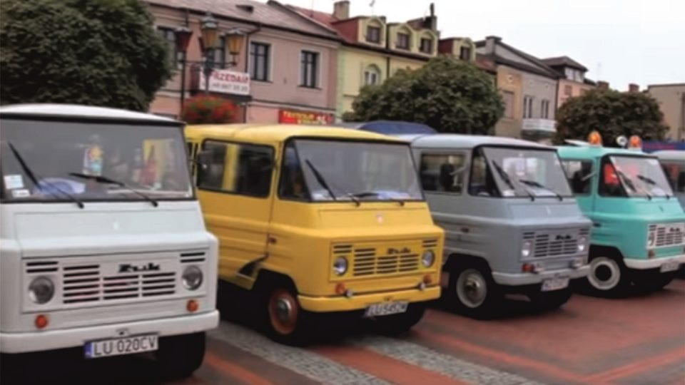 5. Rajd Żuka w Warce – relacja Złomnika i najciekawsze graty z imprezy – 22 września 2018