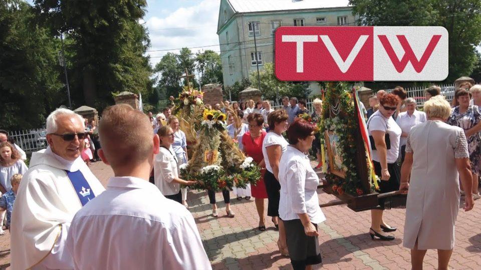 I Parafialny konkurs wieńców dożynkowych we Wrociszewie – 15 sierpnia 2018
