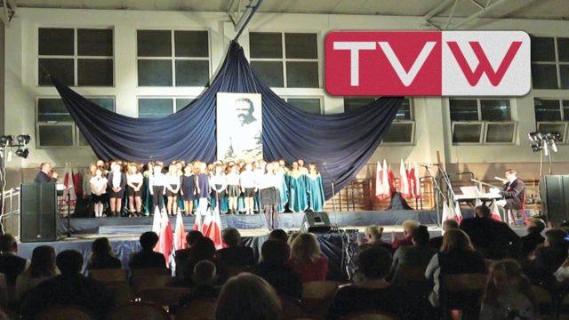 Gala Patriotyczna 100 lecia w szkole podstawowej nr 1 w Warce – 7listopada 2018