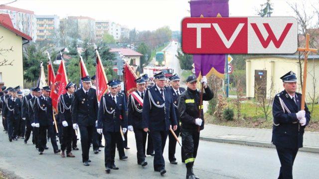 Pożegnanie drucha wareckiej straży pożarnej Kol. Sławomira Szeląga – 15 listopada 2018