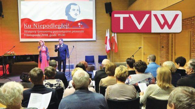 Śpiewanie dla Niepodległej w muzeum im. Kazimierza Pułaskiego – 9 listopada 2018