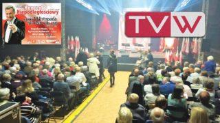 Wielki Koncert Niepodległościowy w Wareckim CESiR – 10 listopada 2018
