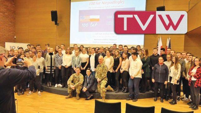 Rozmowa o Polsce i Polakach z amerykańskimi żołnierzami – 27 listopada 2018