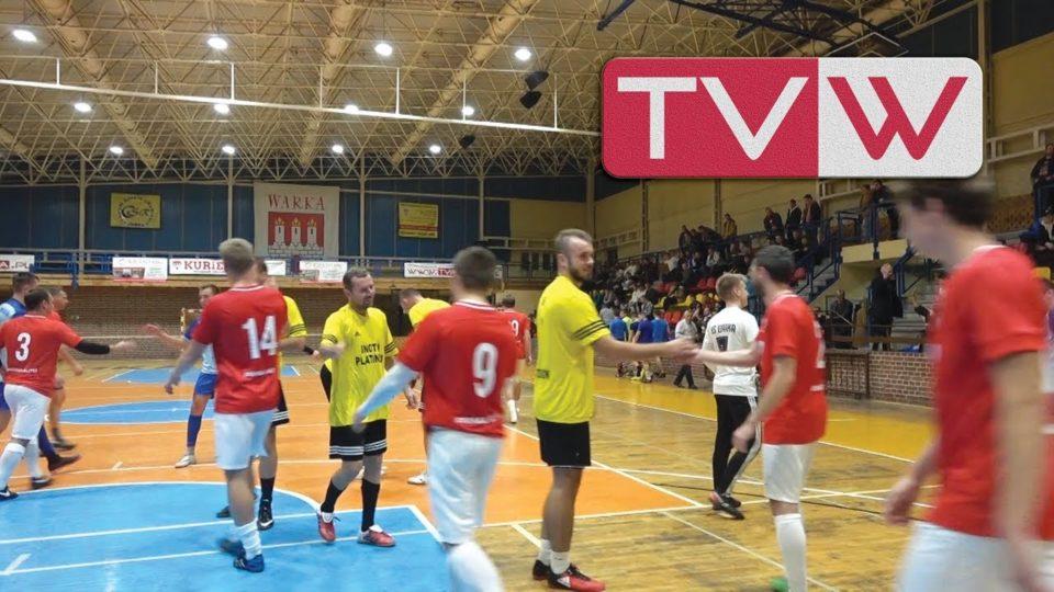 Warecka Liga Halowa w Centrum Sportu i Rekreacji – 25 listopada 2018