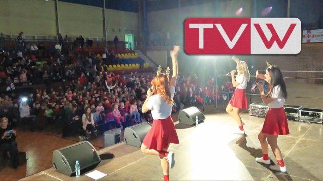 Wareckie Mikołajki w Centrum Sportu z zespołem MY3 – 6 grudnia 2018