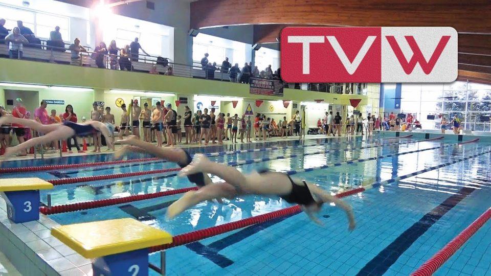 Zawody pływackie o puchar WOŚP Warka – 11 stycznia 2019