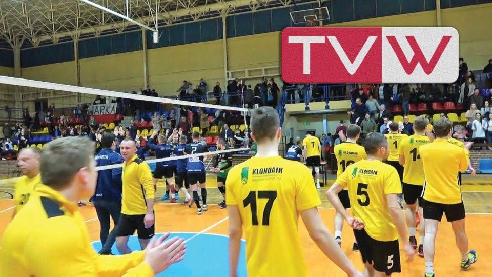 Mecz siatkówki WTS Klondaik Warka – KS Grom Przytyk – 17 lutego 2019