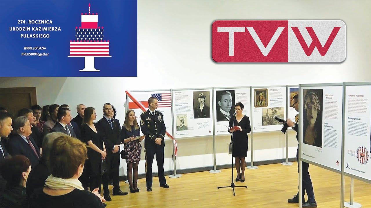 Obchody 274 rocznicy urodzin Kazimierza Pułaskiego w Warce – 6 marca 2019