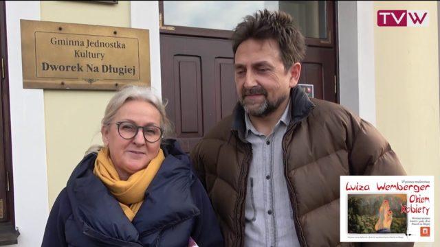"""Zaproszenie na wernisaż wystawy malarskiej """"Okiem Kobiety"""" – 8 marca 2019"""