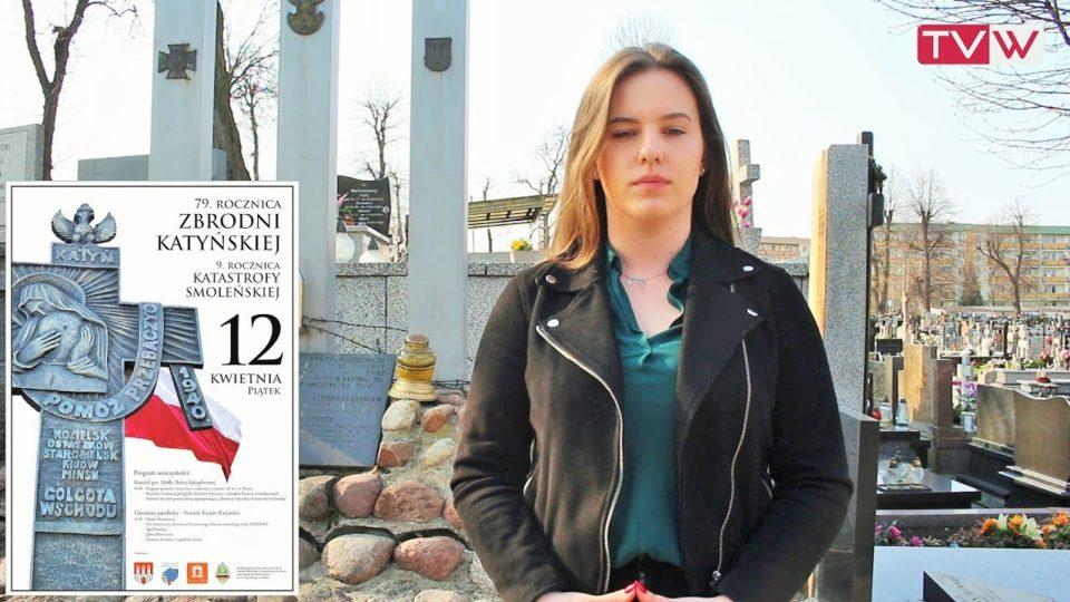 Zaproszenie na obchody 79 rocznicy Zbrodni Katyńskiej 12 kwietnia 2019