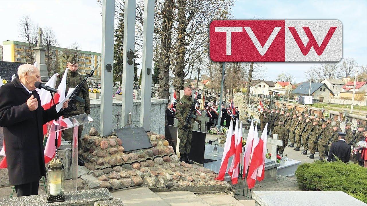 Rok 2019 – 12 kwietnia Obchody 79. rocznicy Zbrodni Katyńskiej w Warce