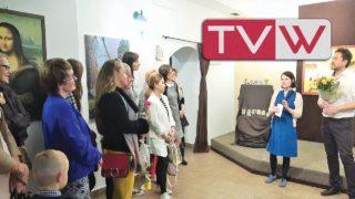 """Wernisaż wystawy Mileny Podlasek """"Cichy szept  natury"""" – 17 maja 2019"""