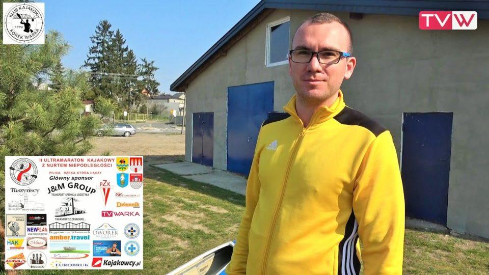Zaproszenie na II Ultramaraton Kajakowy z Nurtem Miepodległości 1 czerwca 2019