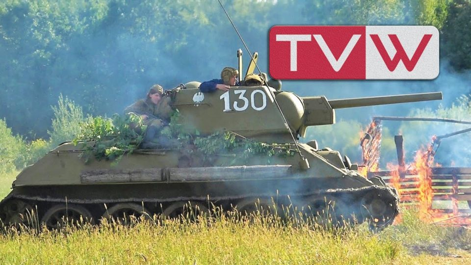 Rekonstrukcja bitwy pod Studziankami Pancernymi – 11 sierpnia 2019
