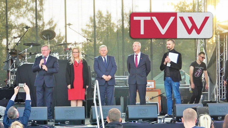 """Oficjalne otwarcie 22 edycji """"Święta Warki""""na targowicy – 14 września 2019"""