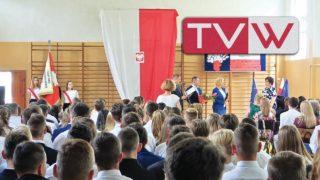 Rozpoczęcie roku w wareckim zespole szkół 1PLMW – 2 września 2019