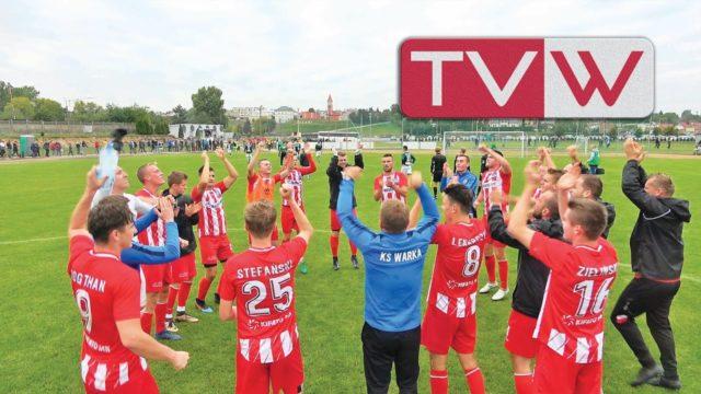 Mecz piłki nożnej KS Warka vs Proch Pionki – 21 września 2019