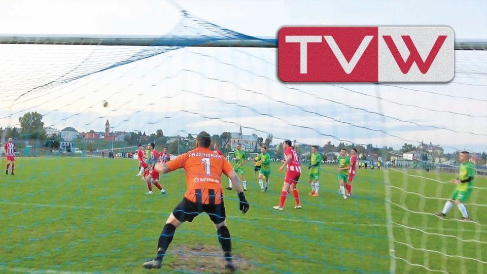 Mecz piłki nożnej KS Warka – Radom Radomiak II – 5 października 2019