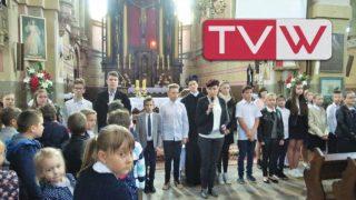 Wieczornica poświęcona Prymasowi Wyszyńskiemu patronowi szkoły we Wrociszewie – 27 września 2019