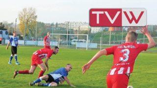 Mecz piłki nożnej KS Warka – Oskar Przysucha – 26 października 2019