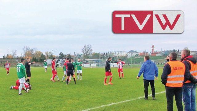 Mecz piłki nożnej IV ligi KS Warka – KS Błonianka Błonie – 9 listopada 2019