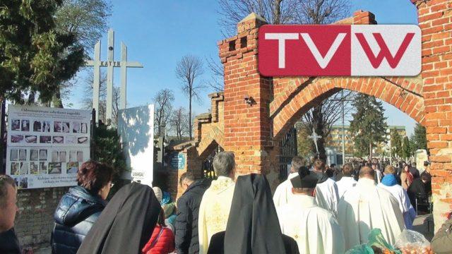 Uroczystości Wszystkich Świętych na wareckim starym cmentarzu – 1 listopada 2019
