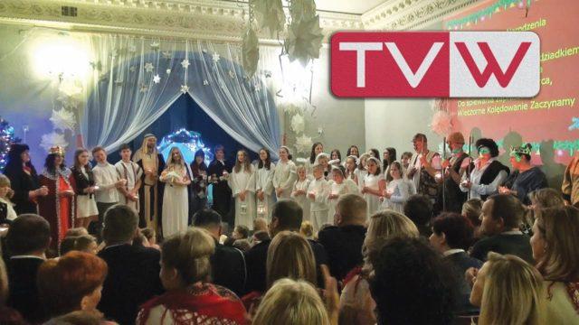 Jasełkowe widowisko  w szkole podstawowej w Michałowie pod Warką – 12 grudnia 2019