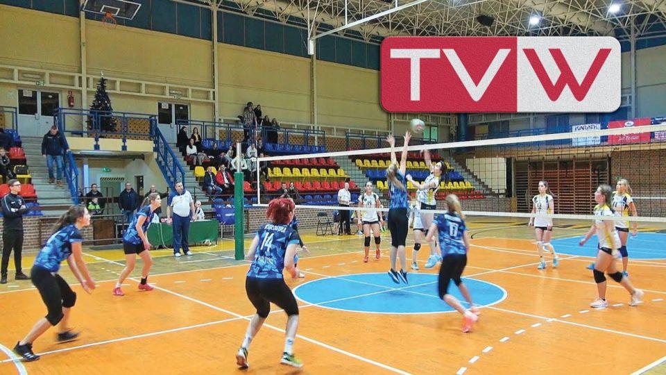 Mecz III ligi siatkówki kobiet: WTS Warka – KS Halinów – 7 grudnia 2019