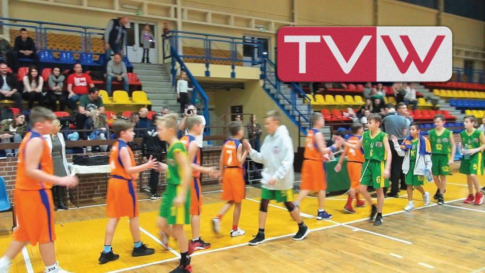 Mecz koszykówki U12 KS Pułaski Warka vs MKS Piotrówka I Radom – 24 listopada 2019