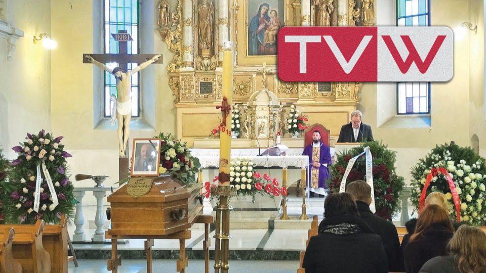 Pożegnanie św. pamięci Dyrektora CESiR Marka Gajewskiego – 15 listopada 2019
