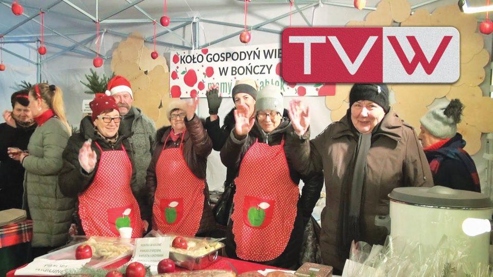 """Smaczna """"Świąteczna Gospoda"""" na wareckim Rynku – 14 grudnia 2019"""