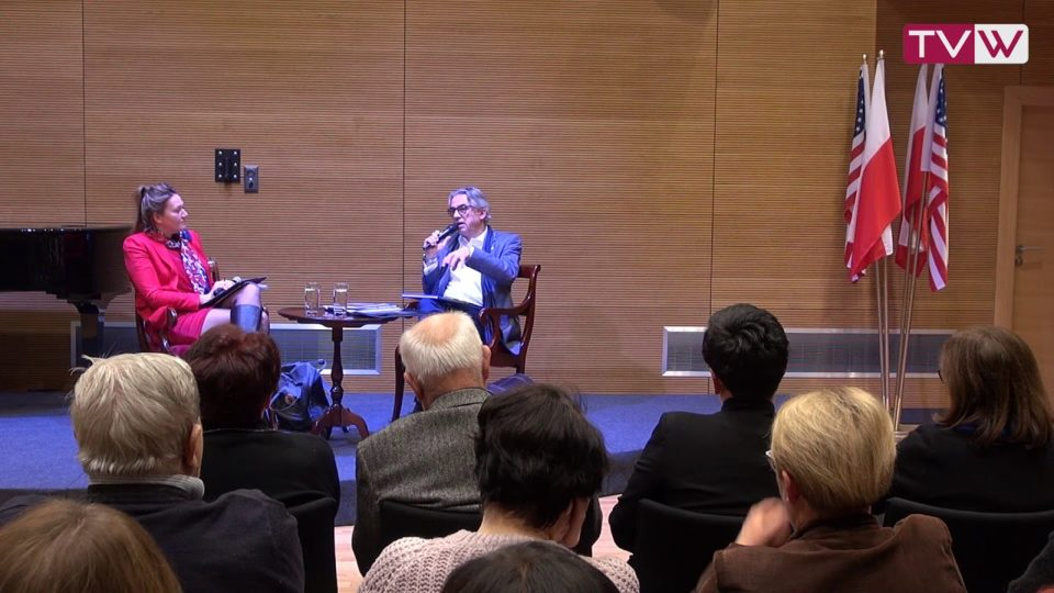 Spotkanie autorskie z dyplomatą w USA Konsulem Mariuszem M. Brymorą – 22 listopada 2019