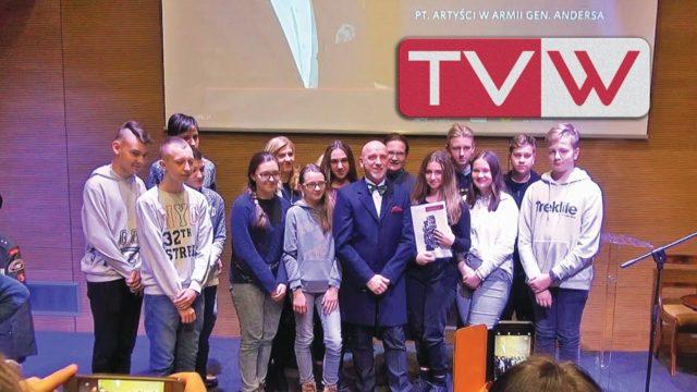 """Spotkanie w cyklu """"Akademia Polonijna"""" z profesorem Janem Sienkiewiczem – 13 grudnia 2019"""