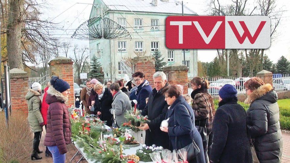 Szkolny Kiermasz Bożonarodzeniowy we Wrociszewie – 15 grudnia 2019