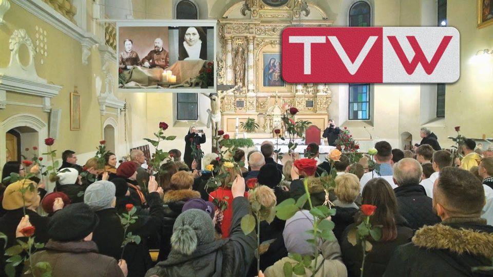 Uroczystość wprowadzenia relikwii św. Teresy do parafii pw. Św. Mikołaja – 8 grudnia 2019