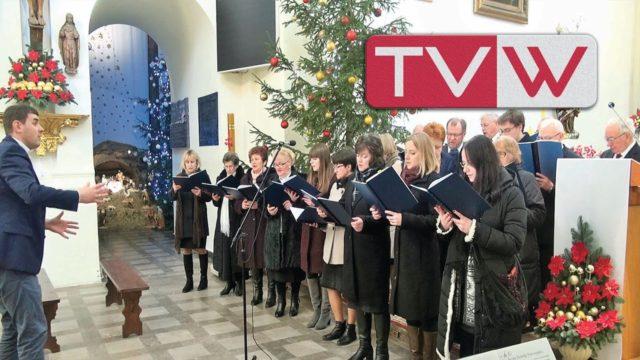 Rok 2019 Wielki koncert pastorałek 3 chórów u Matki Bożej Szkaplerznej Wareckiej – 29 grudnia 2019