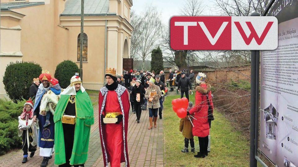 IX Orszak Trzech Króli przeszedł ulicami Warki – 6 stycznia 2020