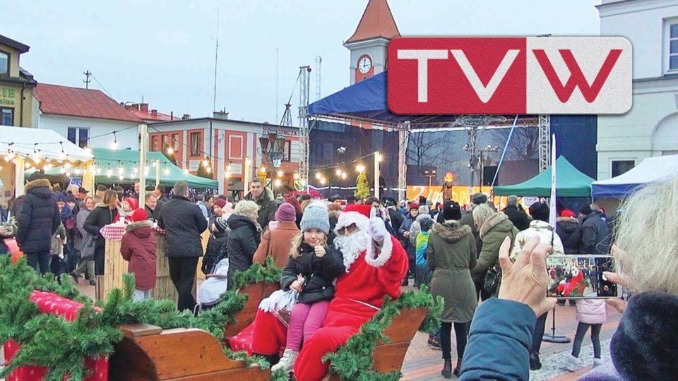 Niezwykła Świąteczna Odmiana Wareckiego Rynku – 15 grudnia 2019
