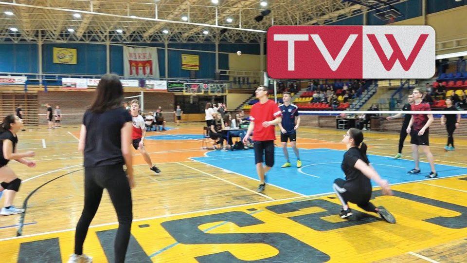 Licealny turniej piłki siatkowej w wareckim CESiR – 25 luty 2020