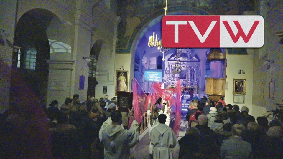 Adoracja Wielkopostna w wareckim kościele Św. Mikołaja Biskupa – 28 luty 2020