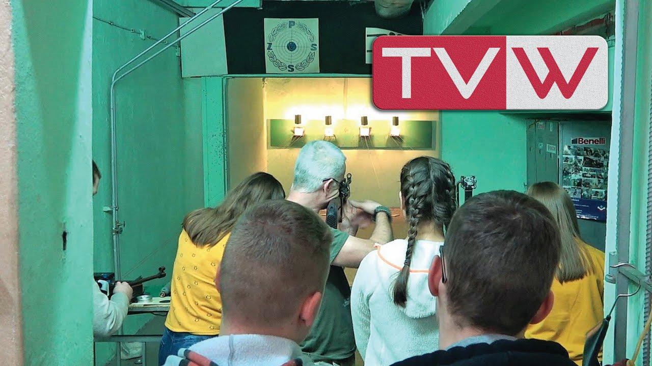 Zawody strzeleckie w CESiR o Puchar Burmistrza Warki – 25 luty 2020