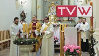 Wielka Noc w wareckim kościele Matki Bożej Szkaplerznej – 11 kwietnia 2020