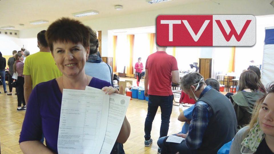 """Akcja Krwiodawstwa Klubu HDK """"Zdrowie"""" w CESiR Warka – 24 maja 2020"""