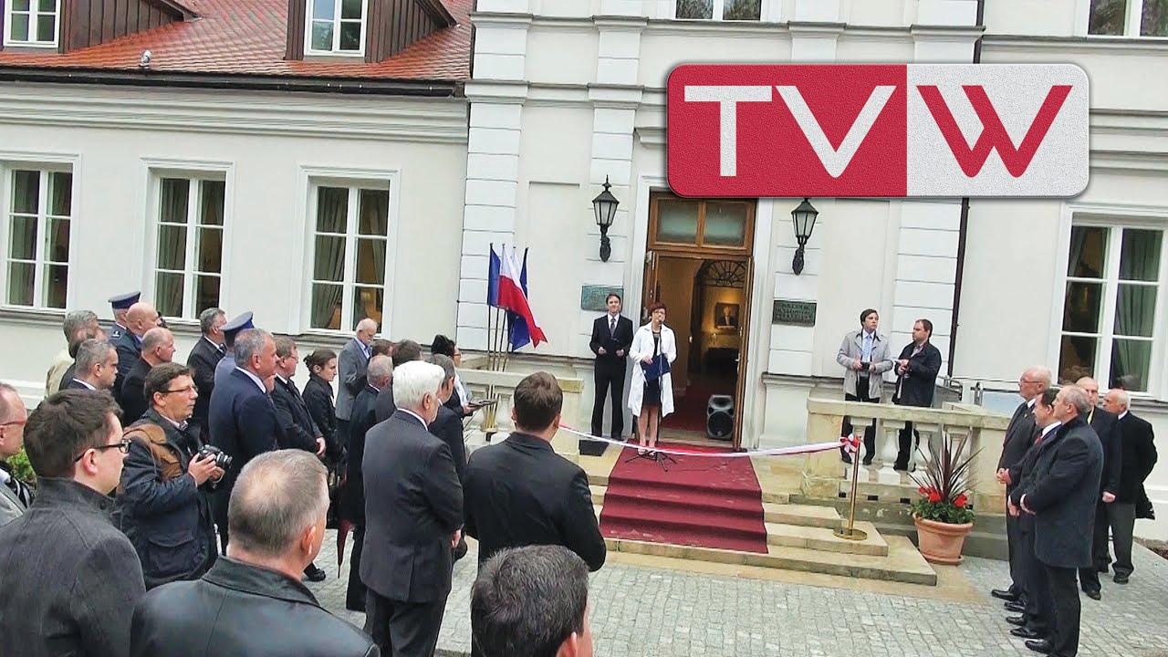 Rok 2014 – Otwarcie muzeum im.  Kazimierza Pułaskiego w Warce po rewitalizacji – 16 maja 2014