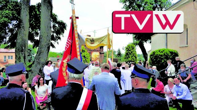 Procesja Bożego Ciała w wareckim kościele św. Mikołaja Biskupa – 11 czerwca 2020