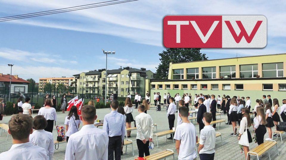 Zakończenie roku szkolnego klas 8 w wareckiej SP2 – 25 czerwca 2020
