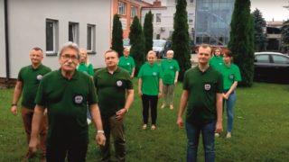 Zakład Usług Komunalnych w Warce Sp. z o.o. i #GaszynChallenge