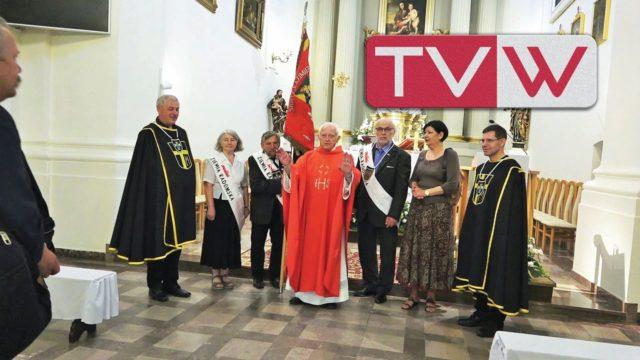 Jubileusz 60 lat kapłaństwa ks. Czesława Banaszkiewicza u MB Szkaplerznej – 28 czerwca 2020